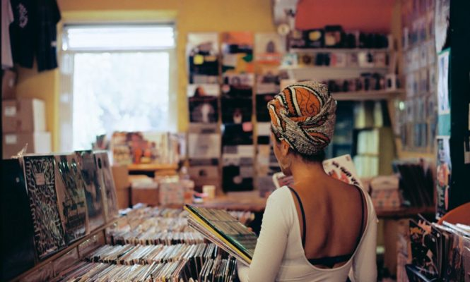 An international history of the UK record shop