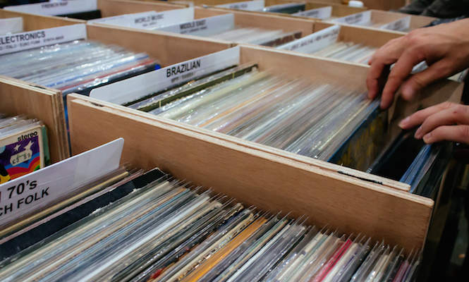 These are the top selling vinyl albums in the UK this year