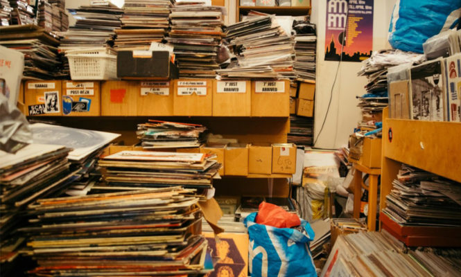 Over £147 million was spent buying vinyl on Discogs in 2017