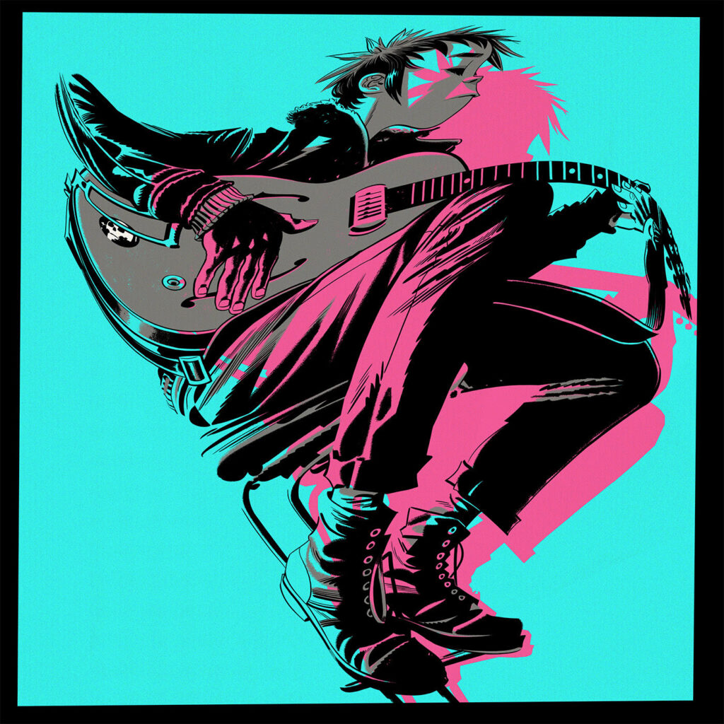 Gorillaz Releasing Surprise Album The Now Now As Limited