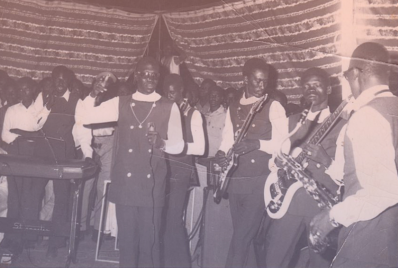 Habibi Funk launches Sudanese jazz series with new Kamal Keila 2xLP