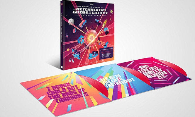 <em>The Hitchhikers Guide to the Galaxy</em> soundtrack released in 3xLP box set for the first time