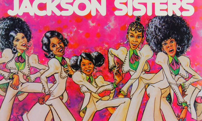 Funk group the Jackson Sisters' debut LP reissued on vinyl for the first time by Mr Bongo