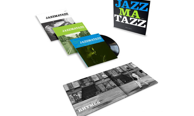 Guru&#8217;s seminal <em>Jazzmatazz Volume 1</em> reissued in 25th anniversary 3xLP box set