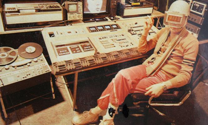 Klaus Schulze and Arthur Brown&#8217;s collaborative <em>Time Actor</em> album reissued on 2xLP