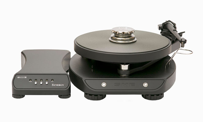 SME announces new high-end all-in-one turntable