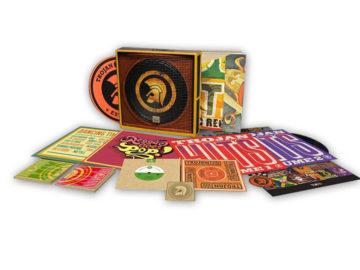 Game-changing reggae label Trojan Records to release 50th anniversary vinyl box set