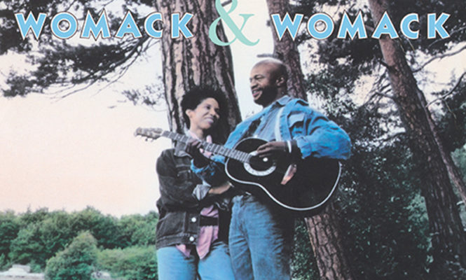 Frankie Knuckles' rare 'MPB' Womack & Womack remixes reissued on 12″