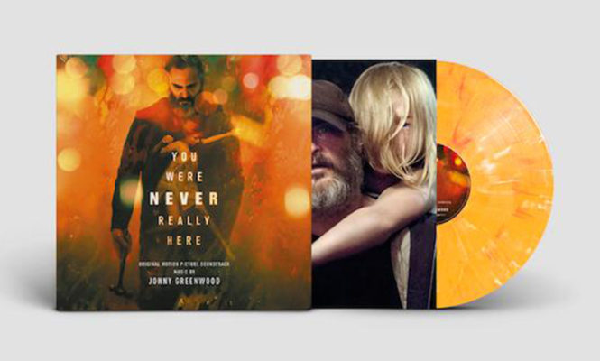 Radiohead guitarist Jonny Greenwood&#8217;s <em>You Were Never Really Here</em> score released on &#8220;marble effect&#8221; LP