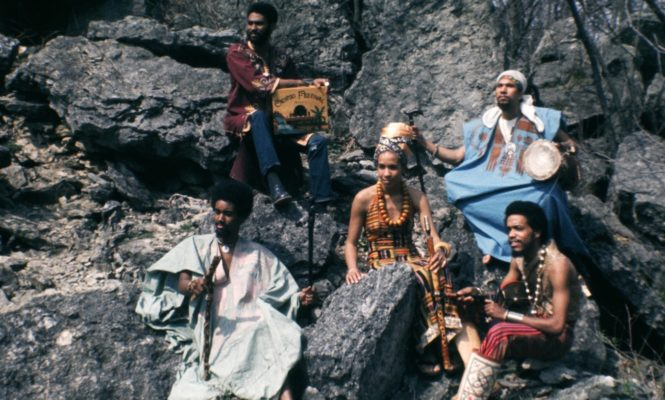 How Idris Ackamoor's African odyssey helped shape Afrofuturist jazz