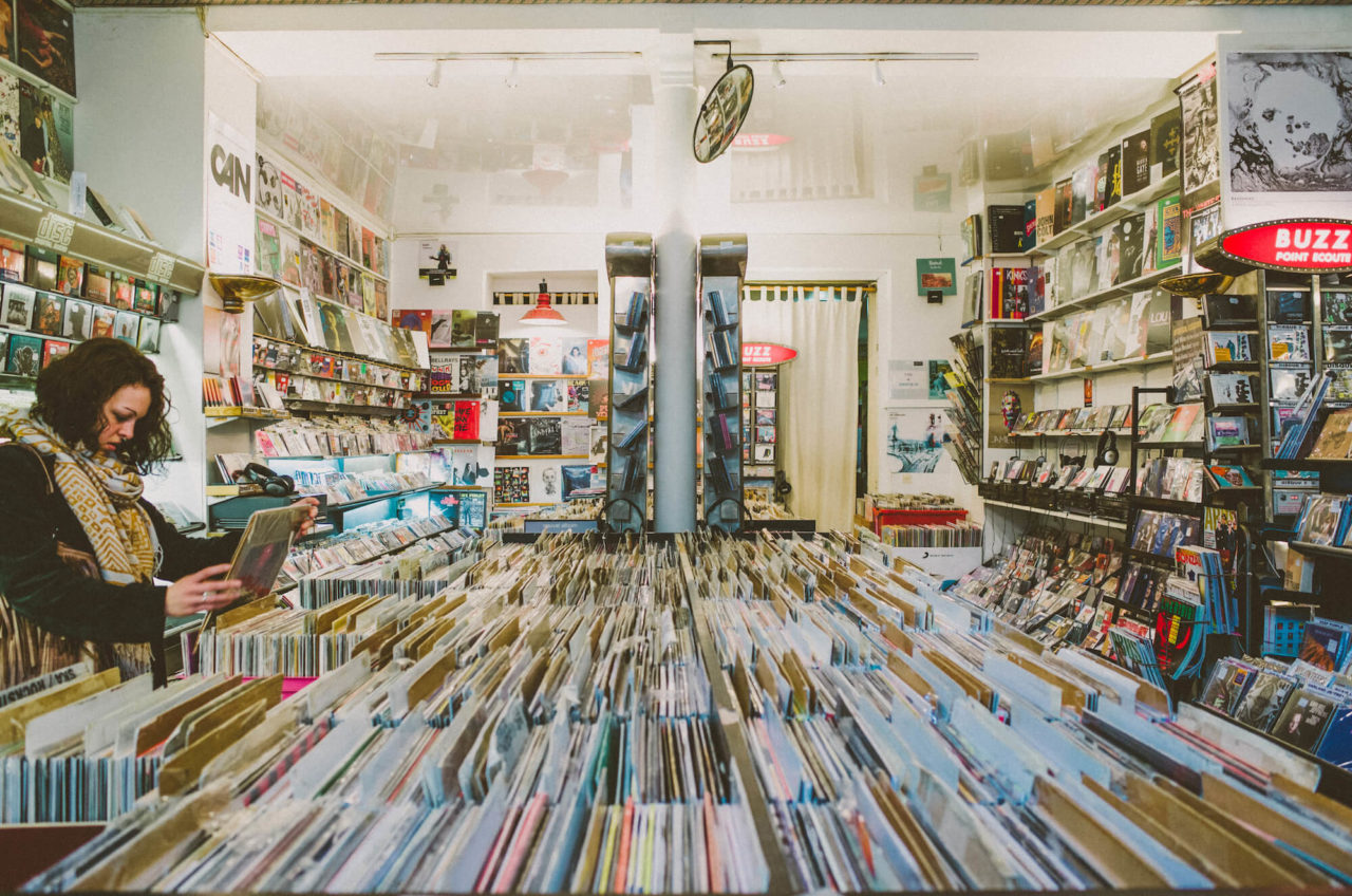 The best record shops in Paris