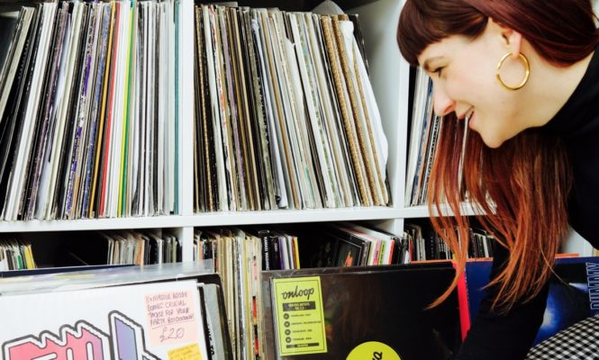 Crate Diggers: Moxie
