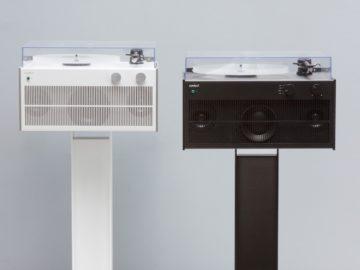Symbol Audio creates sleek new minimalist turntable console