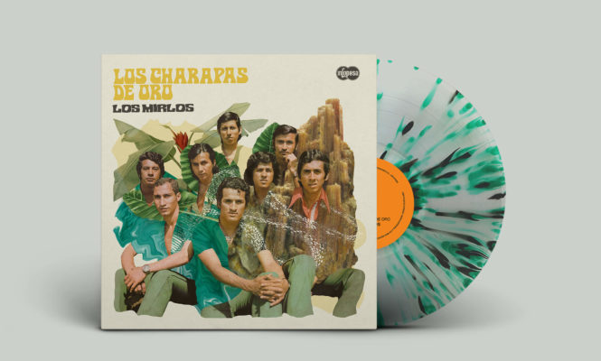 Crucial psychedelic cumbia from '70s Peru reissued on vinyl
