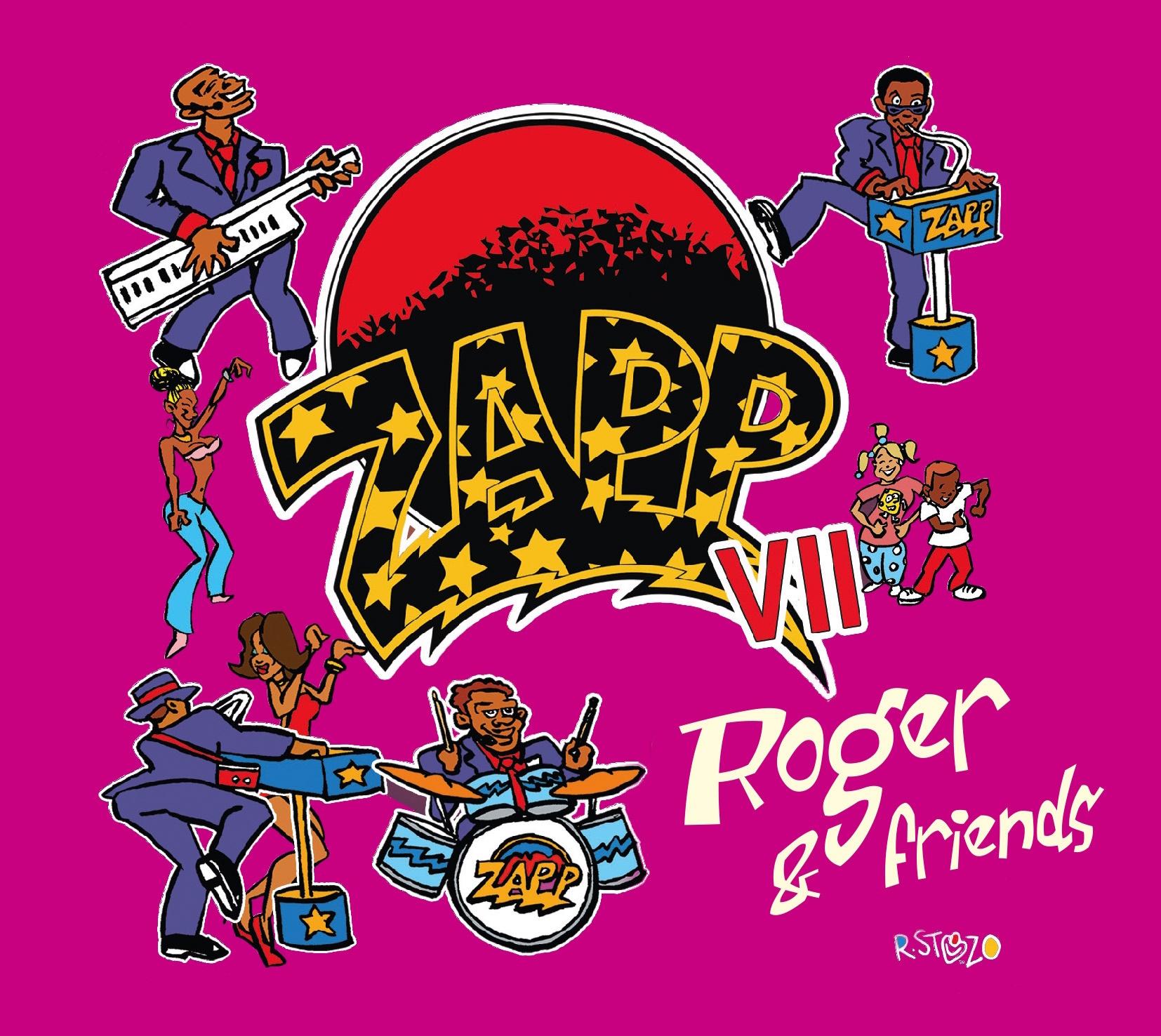 Funk Pioneers Zapp Return With New Album Zapp Vii Roger