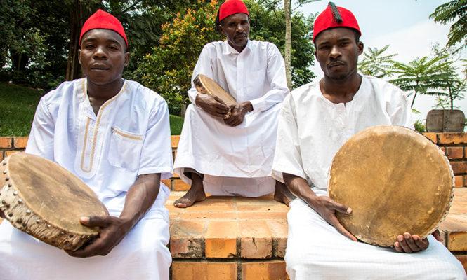 Watch Blip Discs' record with Mubashira Mataali Group in Uganda