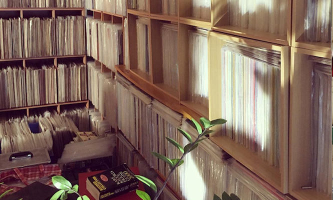 An 80,000-strong record collection is going on sale Australia