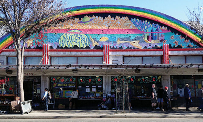 Amoeba Records opens marijuana dispensary next door