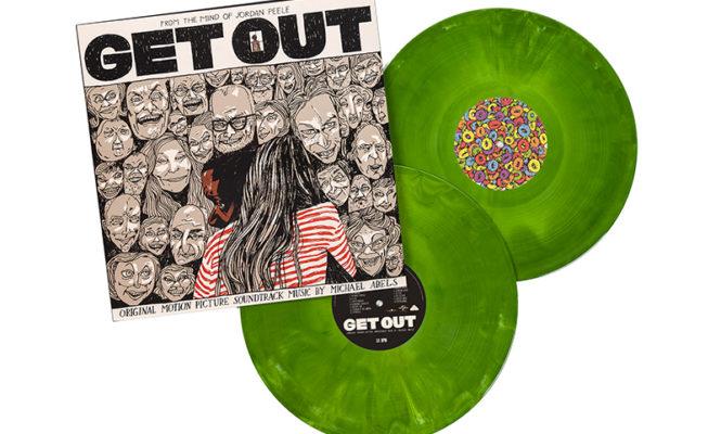 <em>Get Out</em> Original Soundtrack released on limited green marble 2xLP