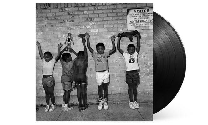Nas releases new album <em>Nasir</em> on vinyl