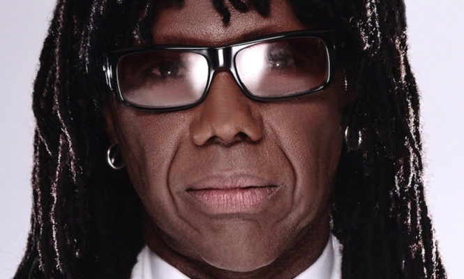 Disco dons Nile Rodgers & Chic releasing first album in 26 years