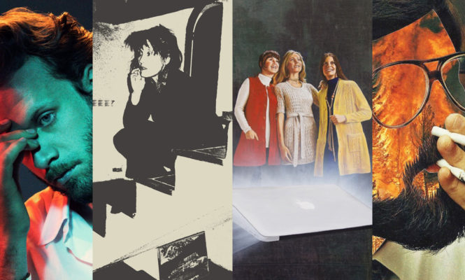 Judging A Cover By Its Cover: June's best record sleeves