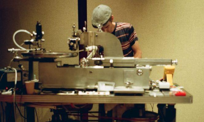 Cutting edge: Meet one of the world's few lathe repair experts