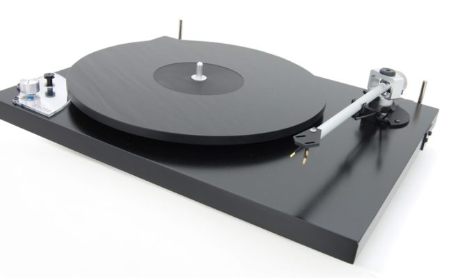 Turntable Review: Funk Firm Gett!