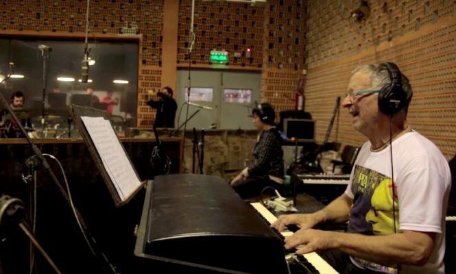 In the studio with Uruguayan jazz-funk maestro Hugo Fattoruso