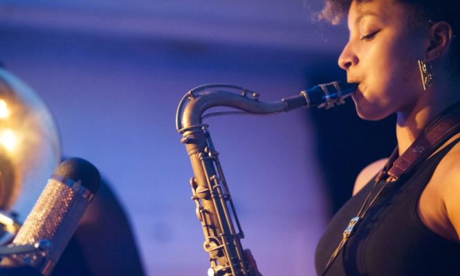 WOULD SUIT MUSIC SCHOOL: How Total Refreshment Centre became the collaborative heart of London