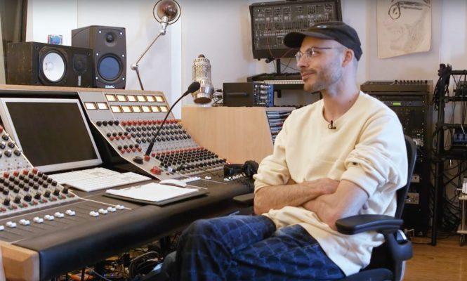 Modular Behaviour: Inside Joakim's vintage analogue studio