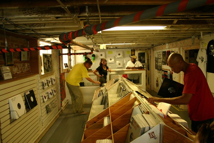 The World S Best Record Shops 116 Submerge Detroit