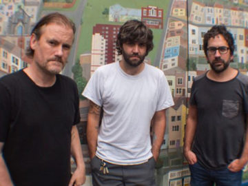 BEAK> announce third album, <em>>>></em>