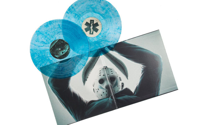 <em>Friday The 13th Part V: A New Beginning</em> soundtrack released on deluxe 2xLP