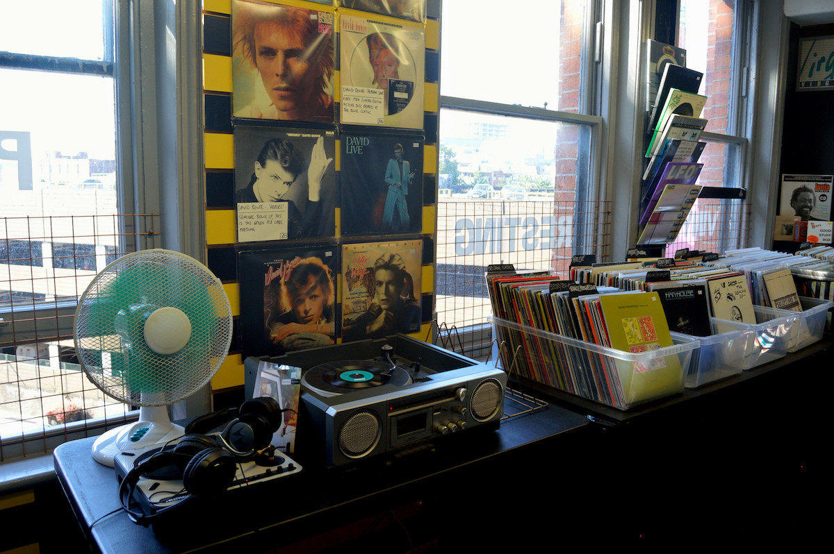 The 10 Best Record Shops In Manchester