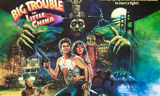 John Carpenter&#8217;s <em>Big Trouble in Little China</em> soundtrack reissued for the first time
