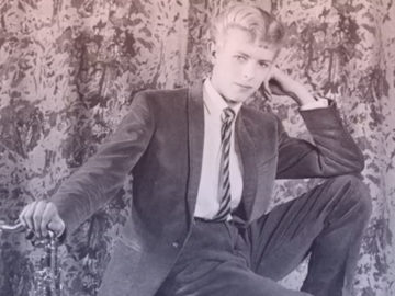 The first demo David Bowie recorded at 16 is up for sale
