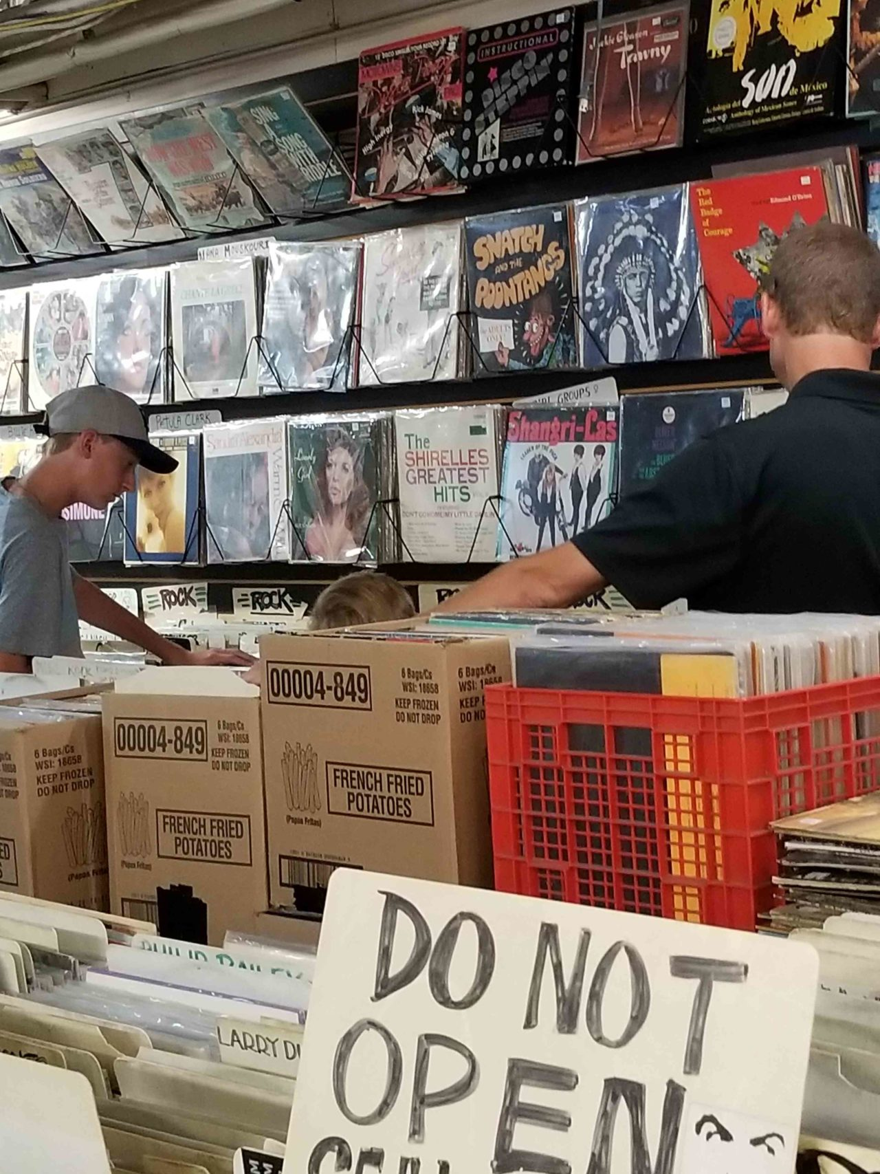The world's best record shops #115: In Your Ear, Boston