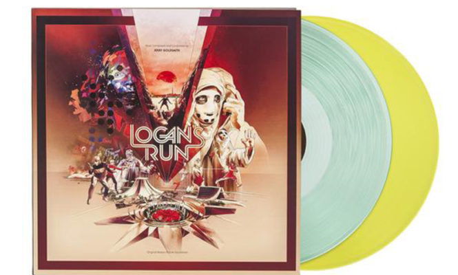 Complete score for sci-fi film <em>Logan&#8217;s Run</em> released on limited vinyl for the first time
