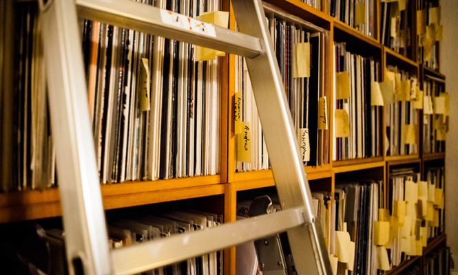 Over 7.6 million vinyl LPs were sold in the US during the first half of 2018