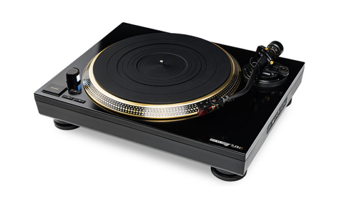 Reloop HiFi announces new TURN 5 direct drive turntable