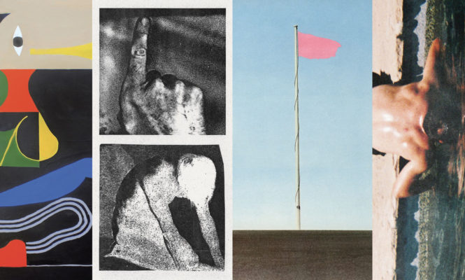 Judging A Cover By Its Cover: July's best record sleeves