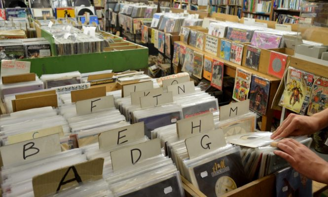 The definitive guide to Manchester's best record shops