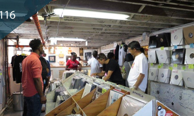 The world's best record shops #116: Submerge, Detroit