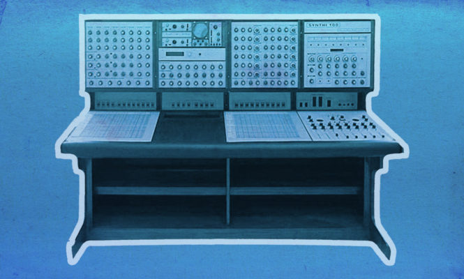 The EMS Synthi 100 and ten innovative records it helped define