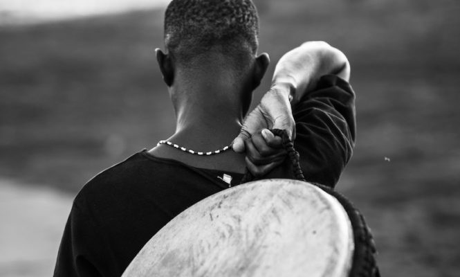 South African percussionist Thabang Tabane announces new malombo album <em>Matjale</em>