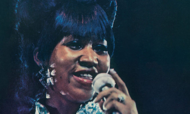 Aretha Franklin has died, aged 76
