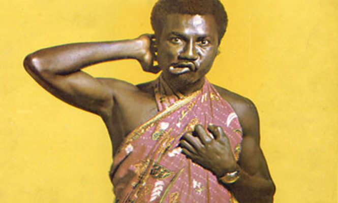 Highlife musician Gyedu-Blay Ambolley&#8217;s debut solo LP <em>Simigwa</em> reissued by Mr Bongo