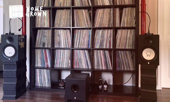 Home Grown: The collector whose parents' records sparked her love of music