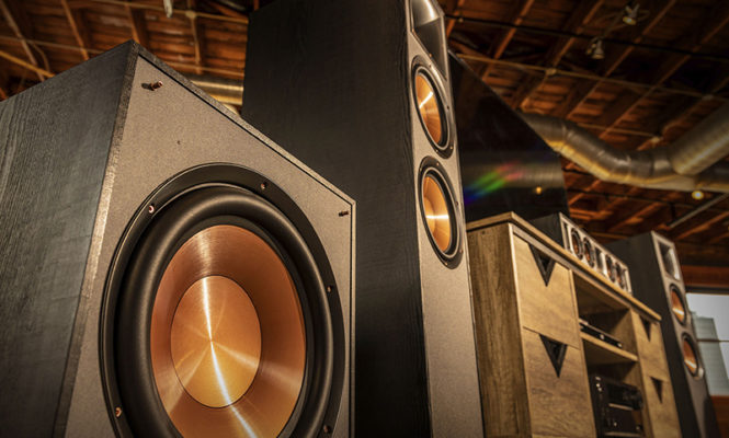 Klipsch announces new upgrades to Reference speaker range